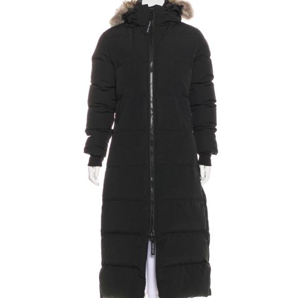 340d6371fba0 Canada Goose Jackets   Blazers - CANADA GOOSE Mystique Fur-Trimmed Coat